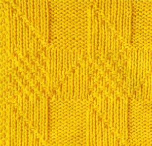 Вязание спицами узоры для шапок листья